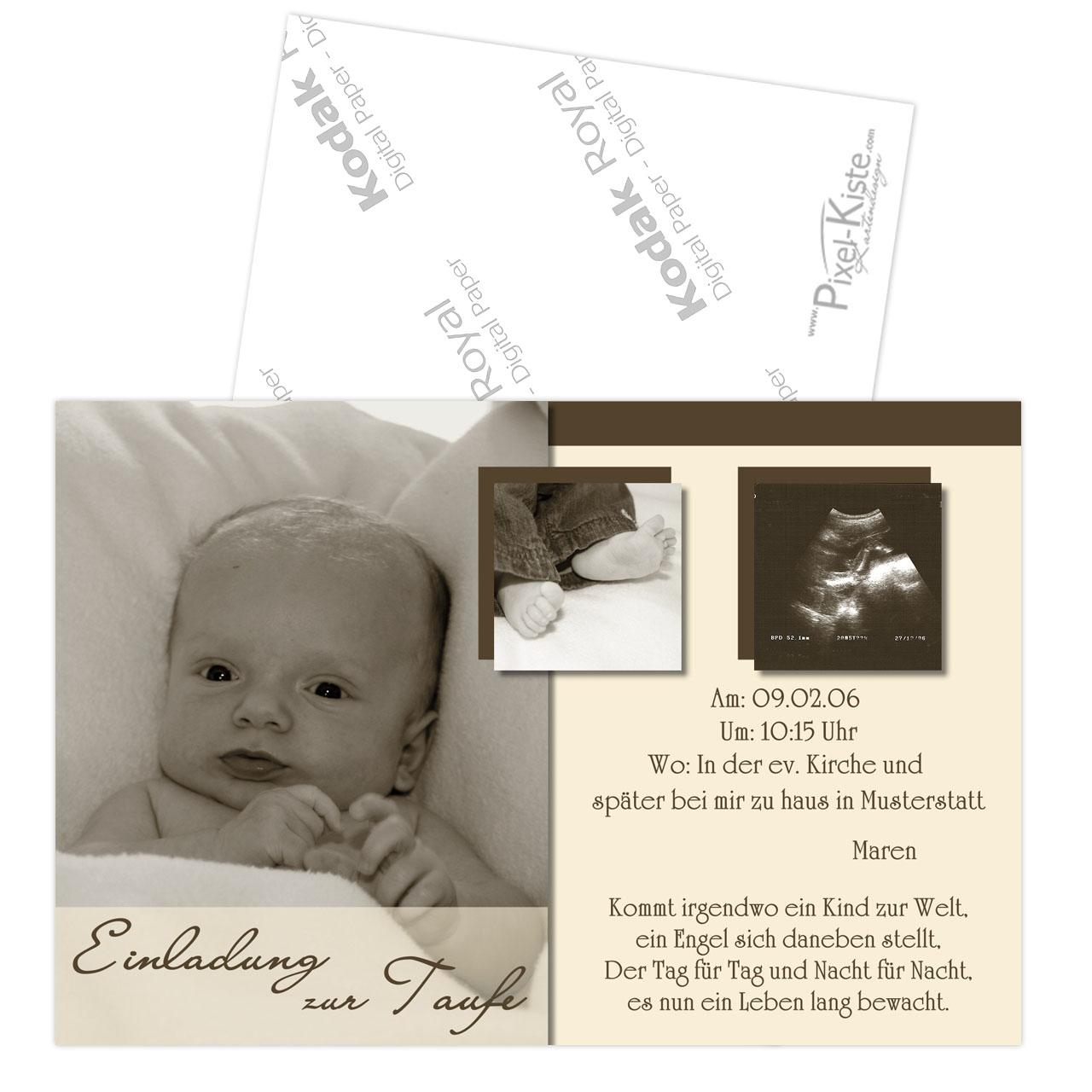 Einladungskarten Taufe Einladungskarten Taufe Zum: Einladungskarten Zur Taufe Oder Namensweihe Mit Foto