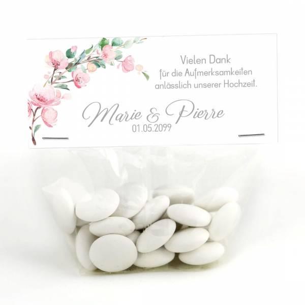 Gastgeschenk Giveaway Hochzeit Kirschblüte mit Eukalyptus online bestellen
