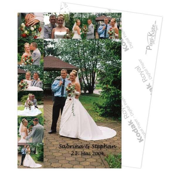 Danksagungen Hochzeit
