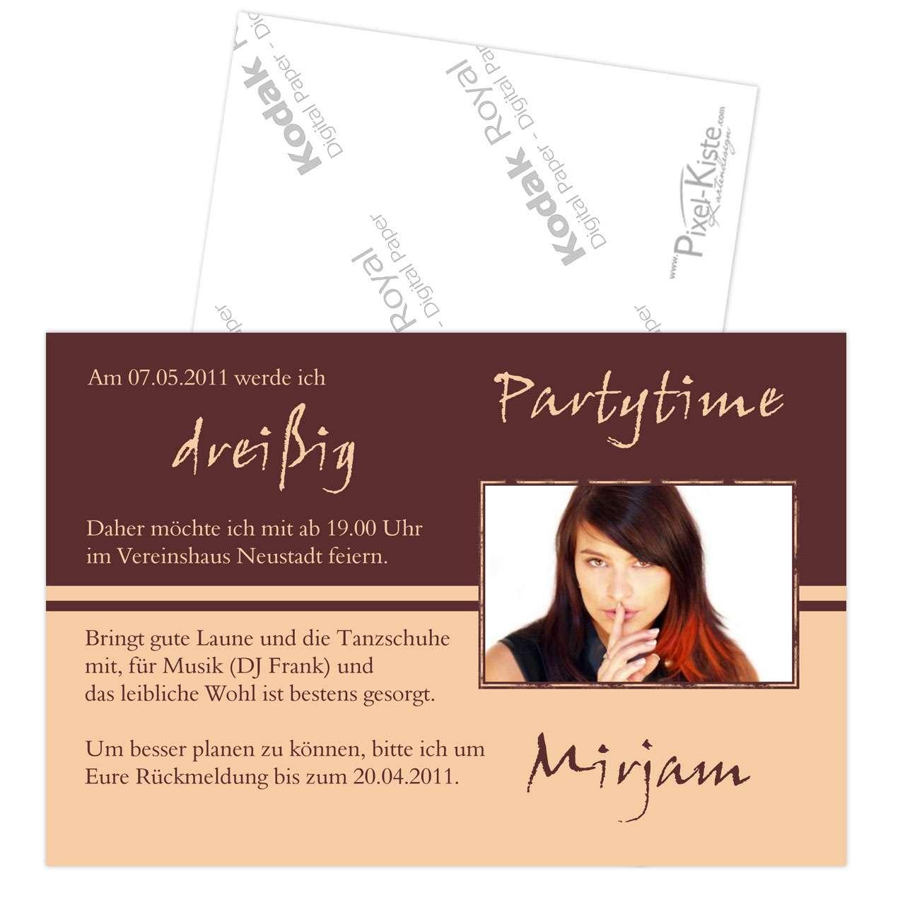 Einladungstexte Sprüche Für Geburtstagskarten