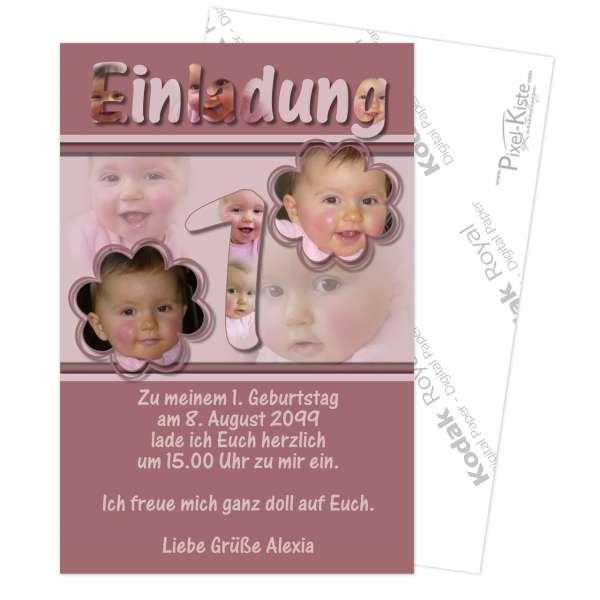 Einladung Kindergeburtstag Gestalten