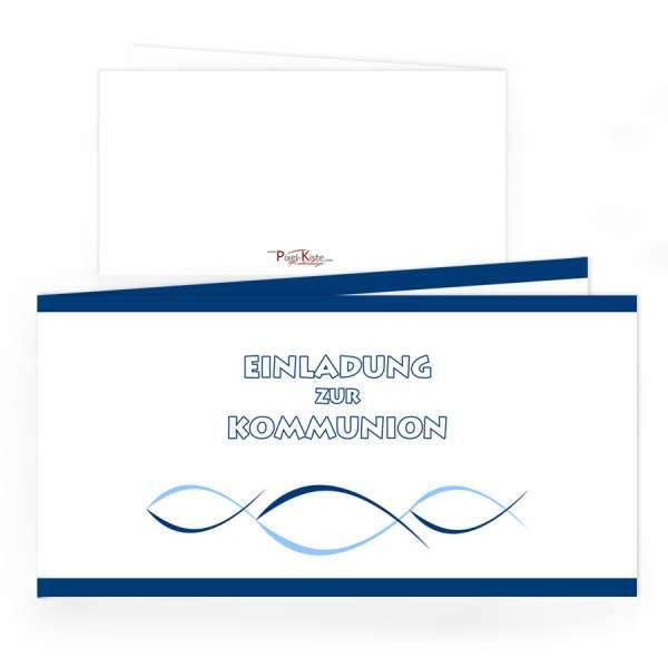 Einladungen Kommunion gestalten