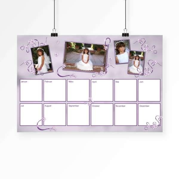 Fotokalender Geburtstagskalender