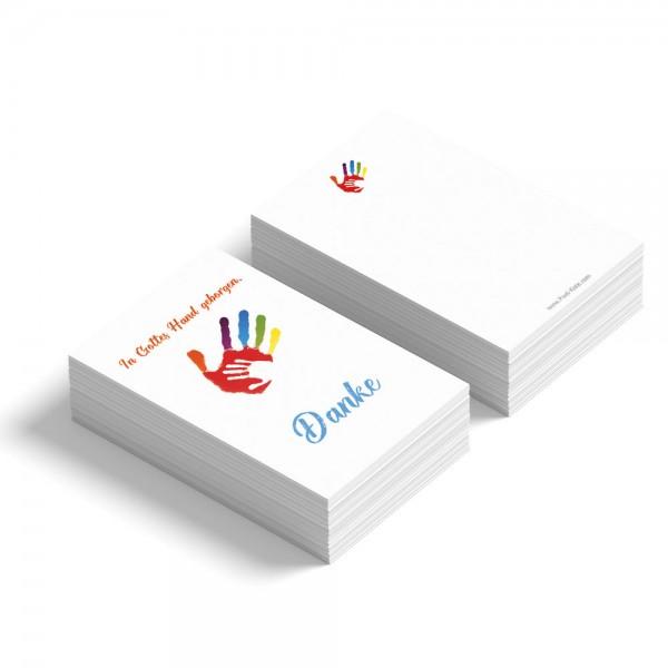 """Geschenkanhänger """"Gottes Hand"""" Erstkommunion online bestellen"""