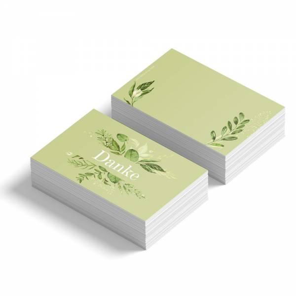 Geschenkanhänger für die Hochzeit Greenery Wedding bestellen