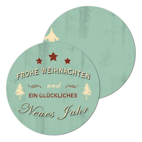 Geschenkkarten Geschenkanhänger im Vintage-Design