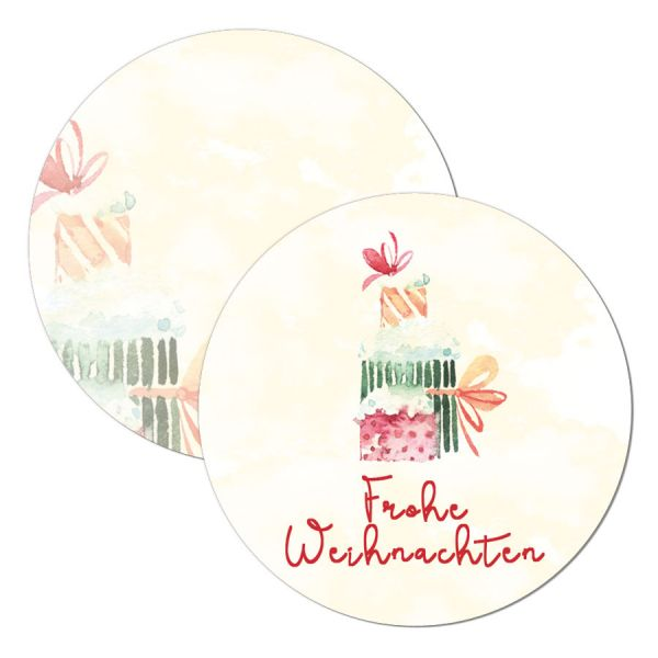 "Präsentanhänger ""Geschenk"" watercolor online kaufen"