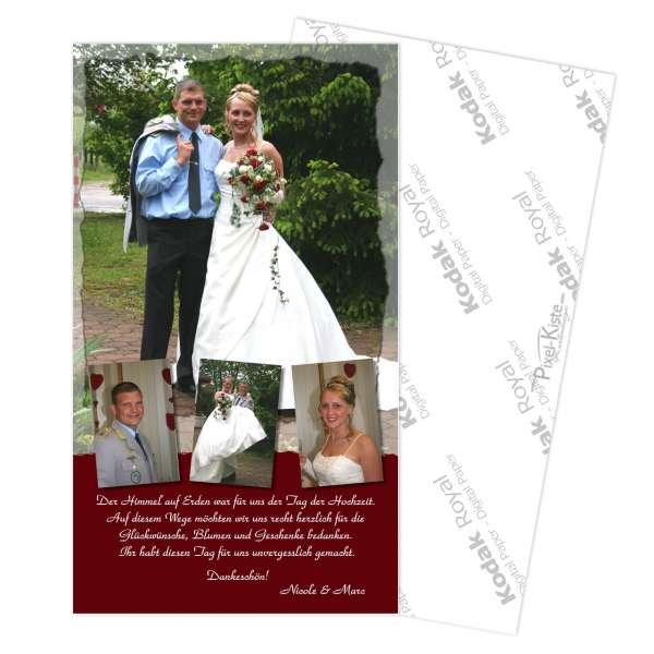 Danksagungen Hochzeit Verpartnerung