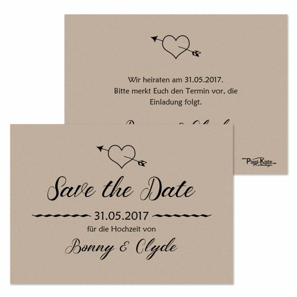 save the date karten vintage bonnie clyde. Black Bedroom Furniture Sets. Home Design Ideas