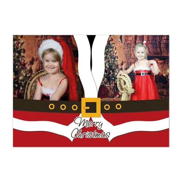 """Weihnachtskarten """"Santa Claus"""""""