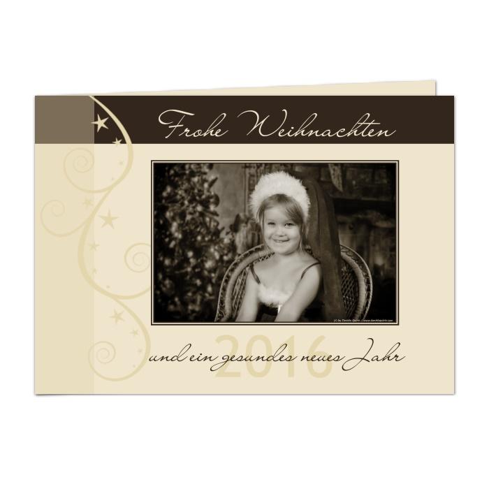 ausgefallene weihnachtskarten mit foto bestellen. Black Bedroom Furniture Sets. Home Design Ideas